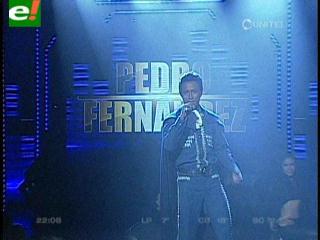 Yo me llamo: Pedro Fernández