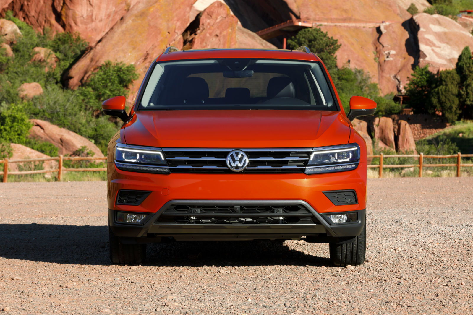 Lease Vw Tiguan 2018 Volkswagen Tiguan Deals Prices Incentives And Leases
