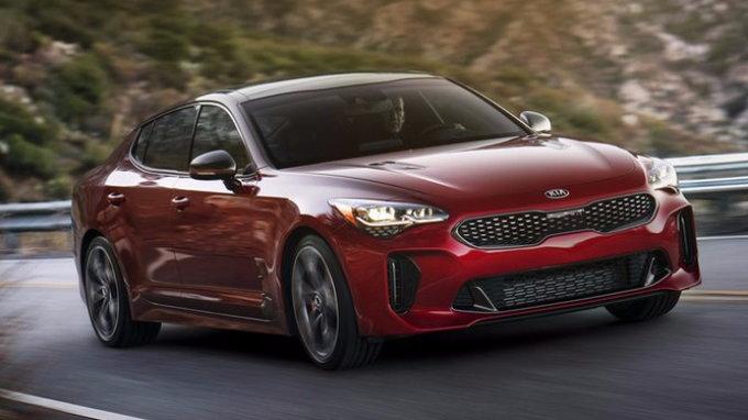 2018 Kia Stinger Gets $299/Month Lease  Finance Deals - CarsDirect