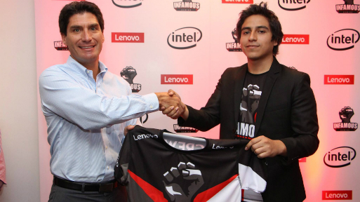 Resultado de imagen para Lenovo patrocinará a equipo peruano de Dota 2