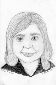 012- Emily (Pencil)