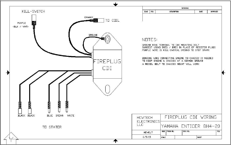 1977 yamaha enticer 250 wiring diagram