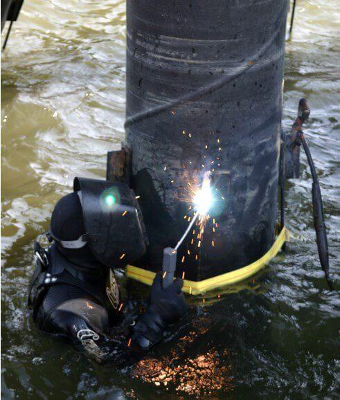Underwater Welder Job Description and Requirements - cDiver