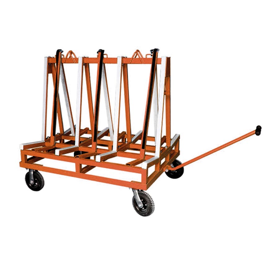A Frame Trolley Diarex Demountable Frame Double Sided Cdk Stone