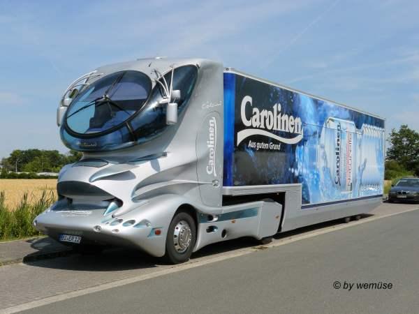 Colani Truck Design
