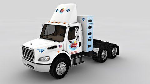 Frito Lay Fleet to Run on Natural Gas