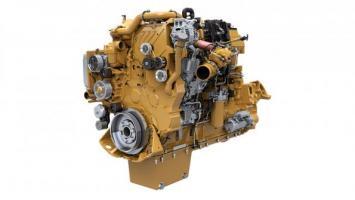 Cat CT15 Boosts CT660 Engine