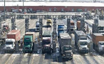 Port Authority Sues Trucking Company For Chronic Toll Skipping
