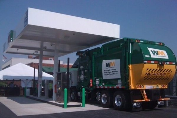 CNG Fuel Stations Double Expansion