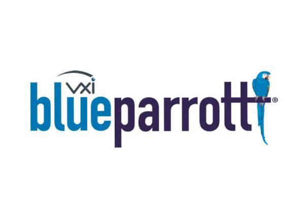 Blue Parrott