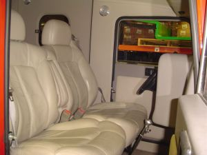Interior Peterbilt Project Pickup