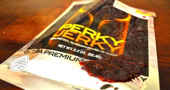 Beef Jerky Truck Driver Nutrition