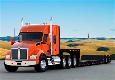 Kenworth T880 Now Offering 52-Inch Mid-Roof Sleeper