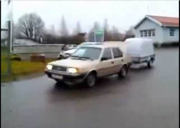 Hand Tow Hitch
