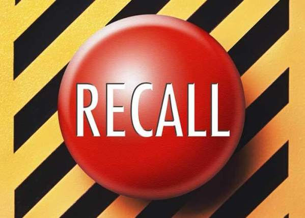 Select 2013-2015 Great Dane Trailers Recalled