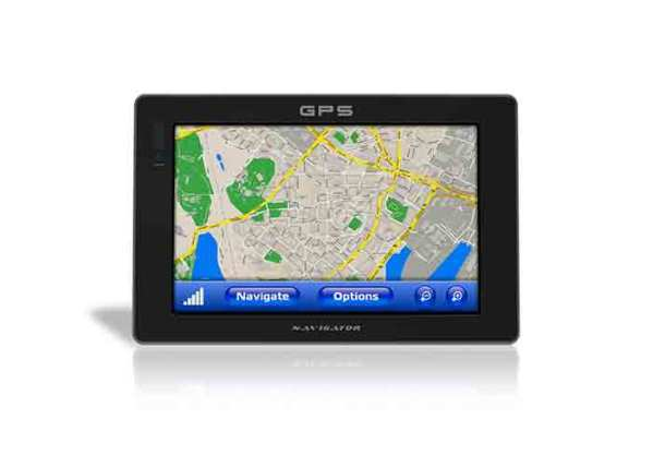 GPS units for truck drivers.