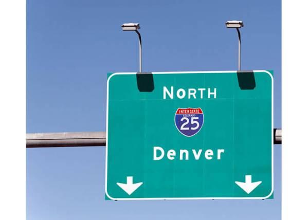 CDOT: Avoid I-25 In Denver Weekend of August 8 - 10