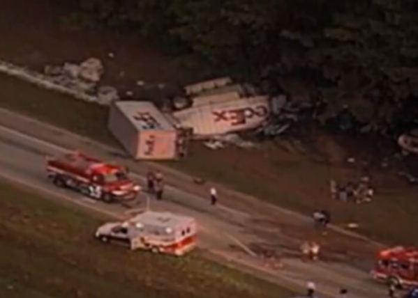 I-20 Georgia Accident