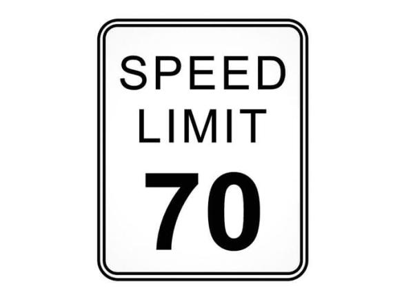 Maine Turnpike Speed Limit Increase Now in Effect