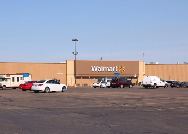 Walmart Is Not A Truck Stop