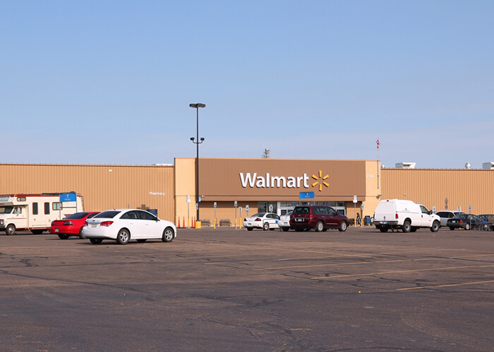 walmart is not a truck stop cdllife. Black Bedroom Furniture Sets. Home Design Ideas
