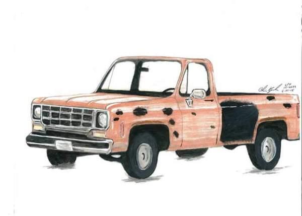 Colorado Police Release Sketch of 'Vehicle of Interest' In Highway Shootings