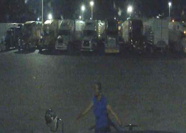 Woman Preying On Sleeping Drivers At Truck Stops