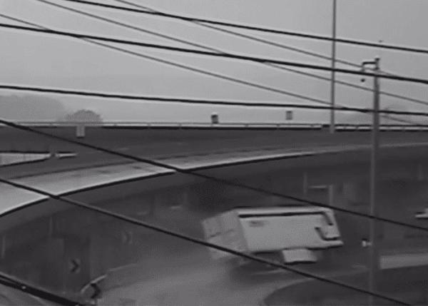 Kansas City I-70 Suicide Curve