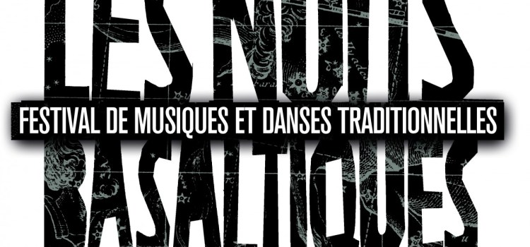 La playlist des Nuits Basaltiques 2016 !