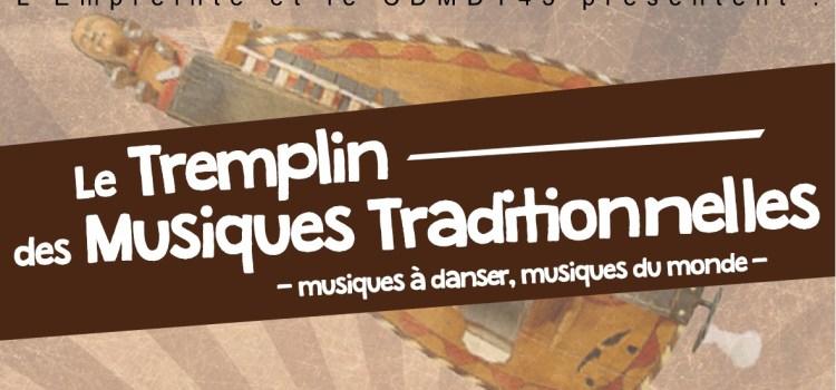 24/09 Tremplin des Musiques Traditionnelles : en scène !