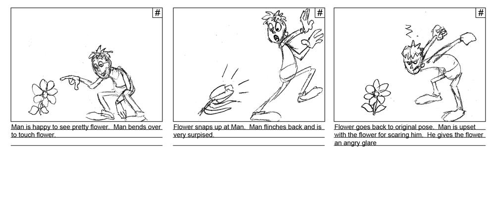 storyboard4 Story Board Pinterest Storyboard - sample video storyboard template