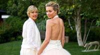 Portia de Rossi and Ellen deGeneres celebrate 10 year ...