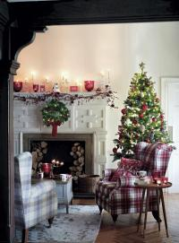 Can't bear putting up the Christmas decorations? Hire