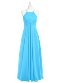 Pool Bridesmaid Dresses & Pool Gowns | Azazie