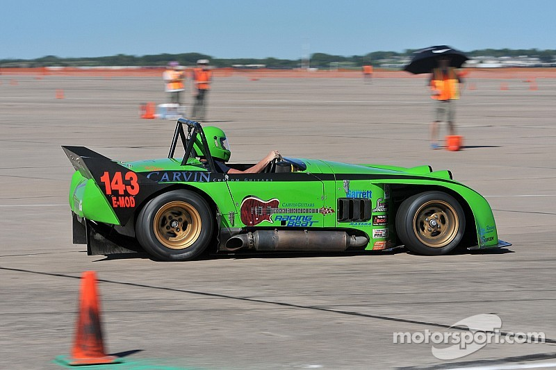 Tire Rack Scca Solo Nationals Underway In Lincoln
