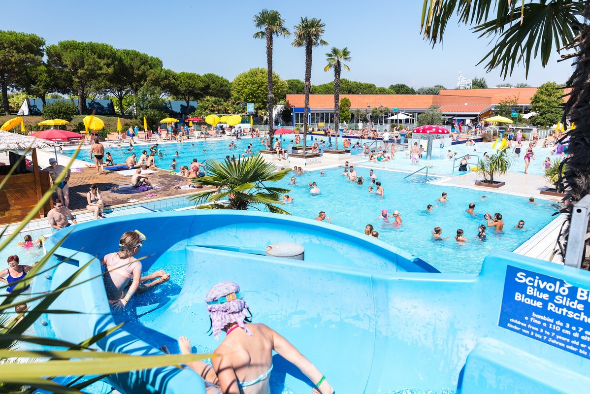 Cash Pool Italien Services On Camping Resort Portofelice Eraclea Mare Homair