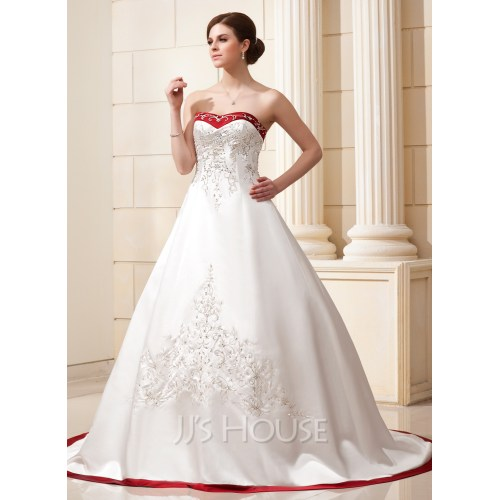 Medium Crop Of Ball Gown Wedding Dress