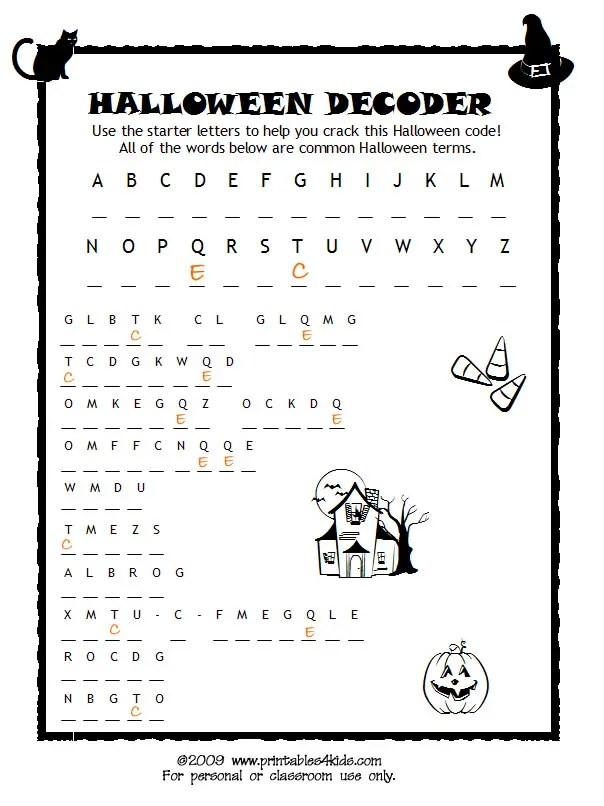 math worksheet : free halloween printable worksheets for kindergarten  preschool  : Halloween Math Worksheets Free