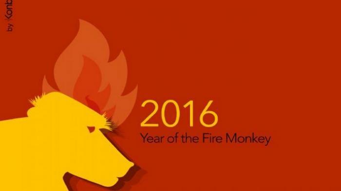 Berikut shio dan ramalan di tahun monyet api  lintas berita terbaru