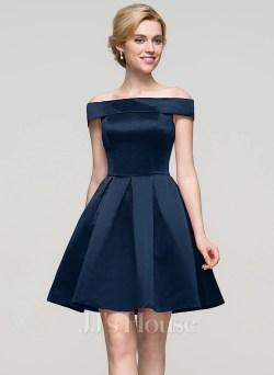 Antique Satin Homecoming Loadingzoom Satin Homecoming Dress Off Shoulder Dresses Amazon Off Shoulder Dresses Teens
