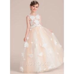 Small Crop Of Flower Girl Dress