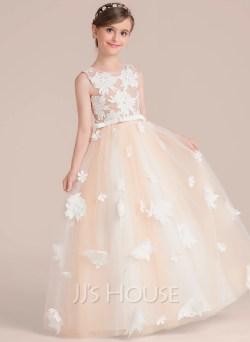 Small Of Flower Girl Dress