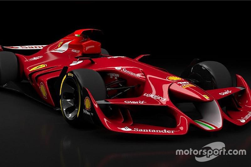 Formula 1 Car Hd Wallpapers Confira Carro Conceito De F 243 Rmula 1 Da Ferrari Em Simulador