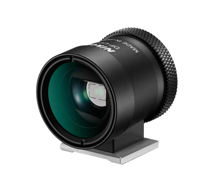Nikon P7000 Optical Viewfinder Df-cp1 (black) From Nikon