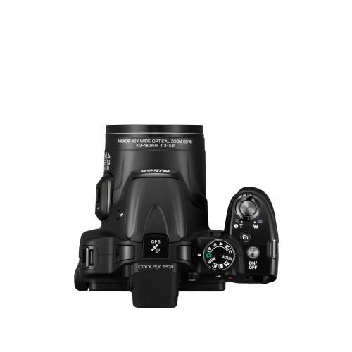 Medium Crop Of Nikon Coolpix P520