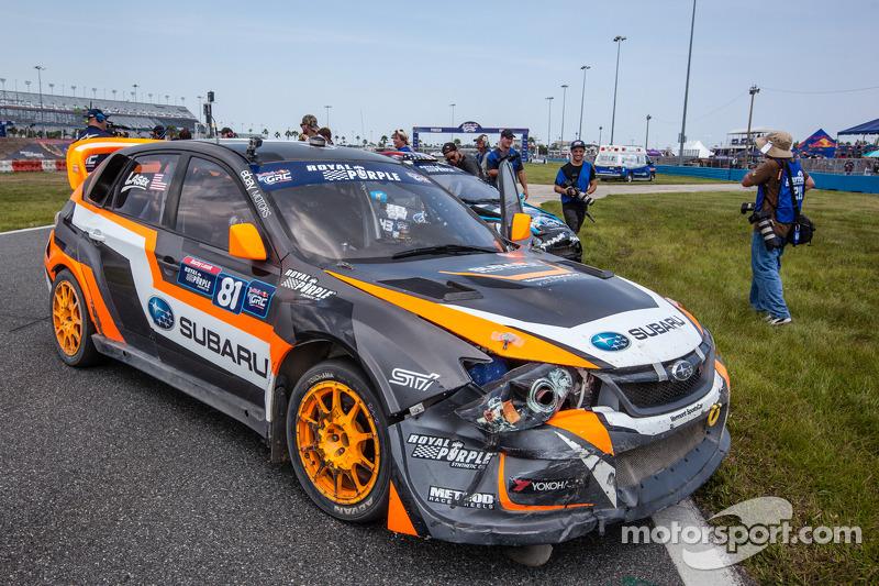 Sports Car Wallpapers High Resolution Damage On The Car Of 81 Subaru Rally Team Usa Subaru Wrx