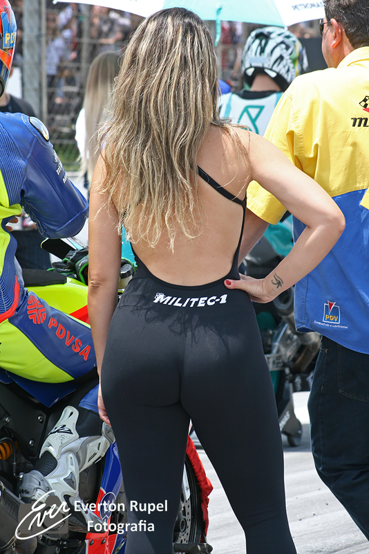 Girl Sprint Car Wallpaper Brazilian Moto 1000 Gp Championship Grid Girl At