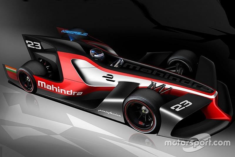 Police Car Lights Wallpaper Mahindra And Pininfarina Reveal Formula E Concept Designs