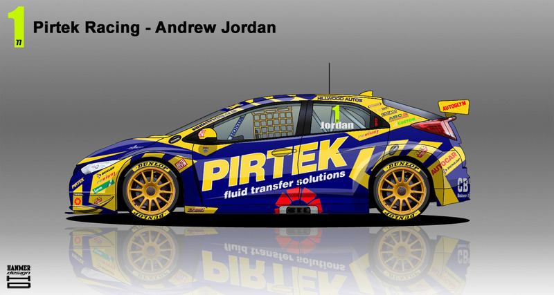 2018 Indy Car Wallpaper Pirtek Racing Honda Civic Btcc 2014 At