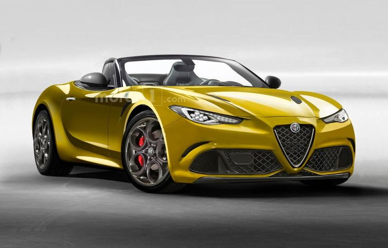 Alfa Romeo\u0027s 2017-2020 mystery models speculated and rendered